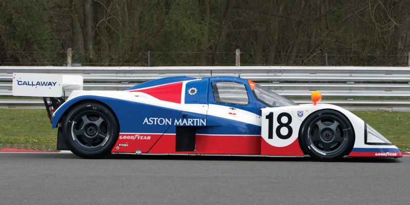 Engine Sound : '89 Aston Martin AMR1 – Le marteau pilon !