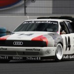 Engine Sound : Audi 200 Quattro Trans Am – On relâche le monstre !