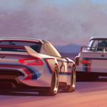 BMW M4 GTS & 3.0 CSL Hommage R… L'hélice se lâche à Pebble Beach