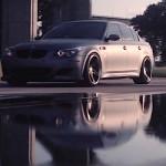 BMW M5 E60 - Emma roule au V10 !