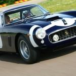 Ferrari 250 GT SWB - La belle et la bête !