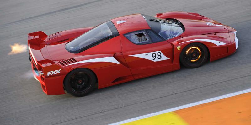 Ferrari FXX Street Legal – Unique !