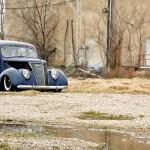 Ford Sedan '37 Hot Rod... Rat rod daily !