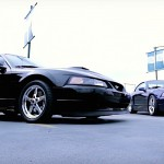 Ford Mustang Mach 1 & Cobra R Mystichrome - On sort les chevaux !