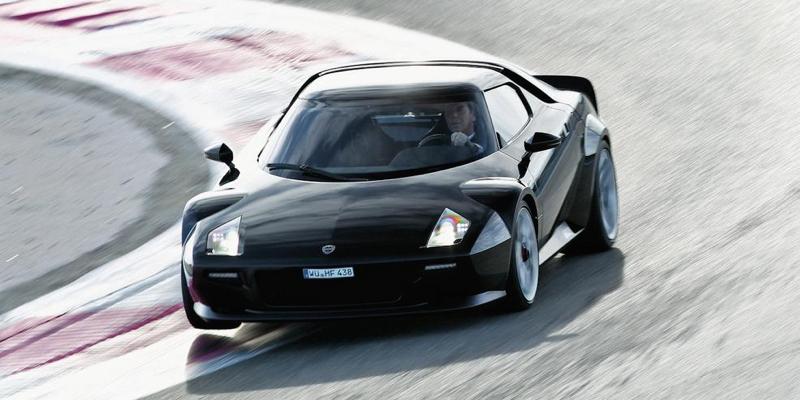Lancia Stratos new age !
