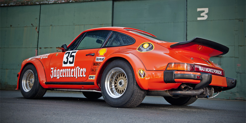 '76 Porsche 934 RSR Turbo – Version originale !