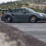 Porsche 997 Turbo S - Quinte flush royale !