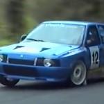 R21 Turbo 4x4... Le rallye c'est bien aussi !