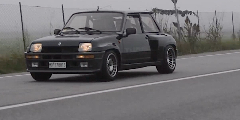 Renault 5 Maxi Turbo – Action !