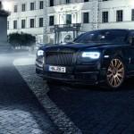 Rolls Royce Ghost Spofec - Elle est pour toi...