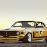 '70 Ford Mustang 302... V'là le Boss ! 11