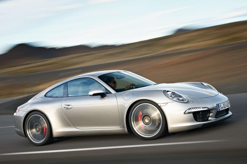 DLEDMV - Francfort 2015 best of Porsche 991 #2 - 02