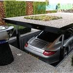 Secret garage... Pour vivre heureux, vivons cachés ! 2