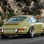 Porsche 911 Singer Wasabi - Toujours aussi piquante ! 24