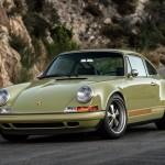 Porsche 911 Singer Wasabi - Toujours aussi piquante ! 5