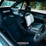 Une Toyota AE86 passe au V8 16