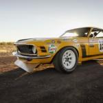 '70 Ford Mustang 302... V'là le Boss !