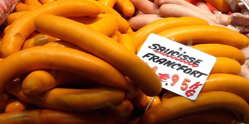 Francfort… Capitale de la saucisse !