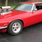 Jaguar XJ-S Pro Street : Une anglaise au cœur américain