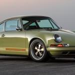Porsche 911 Singer Wasabi - Toujours aussi piquante !