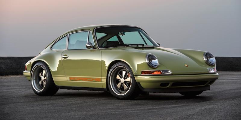 Porsche 911 Singer Wasabi – Toujours aussi piquante !