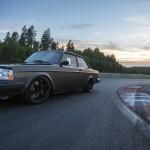 Volvo 242 swap - Un V10 dans une brique !