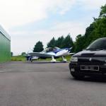 Renault Clio 16s vs CAP 10... Sur la terre ou dans les airs !