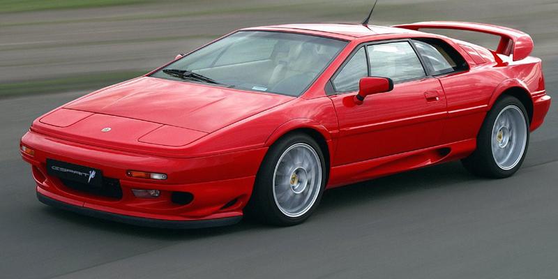 Un V8 chez Lotus… Un état d'Esprit !