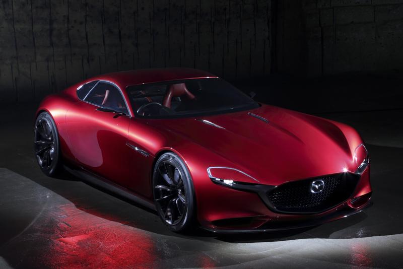 DLEDMV - Mazda RX-Vision Tokyo#15 - 01