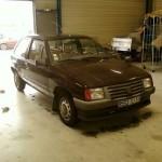 L'Opel Corsa GSI 16v d'Alain... Qui s'y frotte s'y pique ! 2