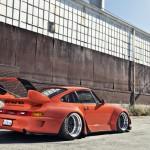 Porsche 993 RWB - En rouge et noir ! 44