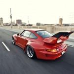 Porsche 993 RWB - En rouge et noir ! 43