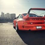 Porsche 993 RWB - En rouge et noir ! 42