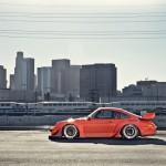 Porsche 993 RWB - En rouge et noir ! 40