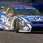 V8 Supercars : Une victoire fumante !