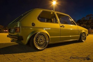 Golf MK1 Individual - Trop de perfection tue la perfection ?! 1