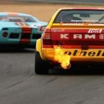 Audi coupé Kamei : Youngtimer Cup - Sans une ride !