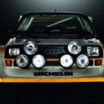 Les 1000 Lacs en Audi Quattro Sport S1… Vite un slip propre !