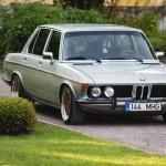BMW E3 en Breyton... Pendant ce temps, en Estonie !
