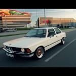 BMW 316 E21 BBS : Back to basics !