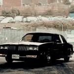 Cruising pépère en Cutlass Supreme '82 !