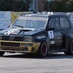 Fiat Panda en slalom : La bonne blague... Ou pas !