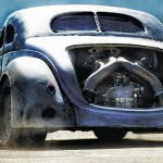 Ford 37 Drag : Mid-engine & biturbo !
