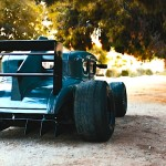 '30 Ford A Vtec... Quand un Hot Rod rencontre une F1 !