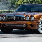Jaguar XJ... Du piment dans le caviar !