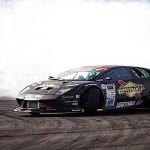 Drift machine : Un V12 en D1GP...
