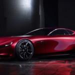 Tokyo #15 : Mazda RX-Vision avec un Wankel sous le capot...