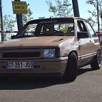 L'Opel Corsa GSI 16v d'Alain... Qui s'y frotte s'y pique !
