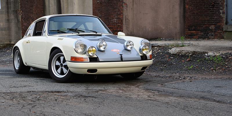 Backdated '78 Porsche 911 SC – L'R de rien…
