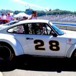 Onboard à Monterey en Porsche 934.5... Serrez les fesses !